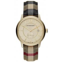Comprar Reloj Hombre Burberry The Classic Round BU10001