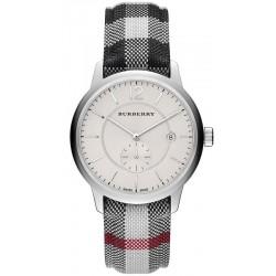 Reloj Hombre Burberry The Classic Round BU10002