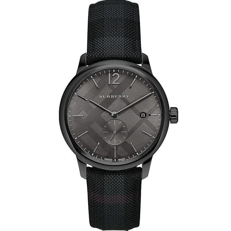 95267e941fe7 Reloj Hombre Burberry The Classic Round BU10010 - Joyería de Moda