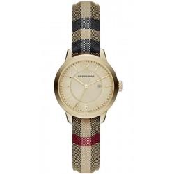 Comprar Reloj Mujer Burberry The Classic Round BU10104