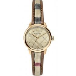 Comprar Reloj Mujer Burberry The Classic Round BU10114