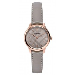 Reloj Mujer Burberry The Classic Round BU10119