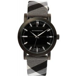Comprar Reloj Hombre Burberry The City Nova Check BU1377