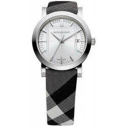Comprar Reloj Unisex Burberry The City Nova Check BU1378