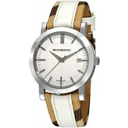 Reloj Unisex Burberry Heritage Nova Check BU1379