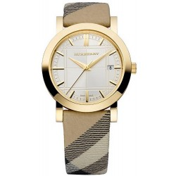 Reloj Mujer Burberry The City Nova Check BU1398