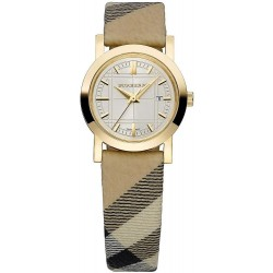 Reloj Mujer Burberry The City Nova Check BU1399