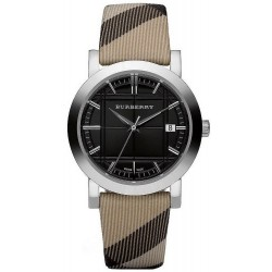 Comprar Reloj Hombre Burberry The City Nova Check BU1772