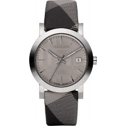 Comprar Reloj Unisex Burberry The City Nova Check BU1774