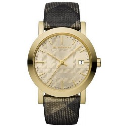 Comprar Reloj Unisex Burberry The City Nova Check BU1874