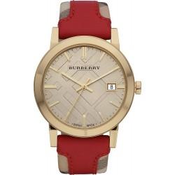 Reloj Mujer Burberry Heritage Nova Check BU9017