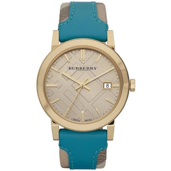 Comprar Reloj Mujer Burberry Heritage Nova Check BU9018