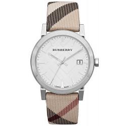 Comprar Reloj Unisex Burberry The City Nova Check BU9022