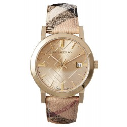 Comprar Reloj Unisex Burberry The City Nova Check BU9026
