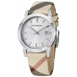 Reloj Mujer Burberry The City Nova Check BU9113