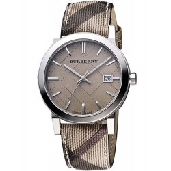Reloj Mujer Burberry The City Nova Check BU9118