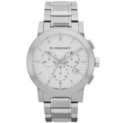 Comprar Reloj Hombre Burberry The City Cronógrafo BU9350