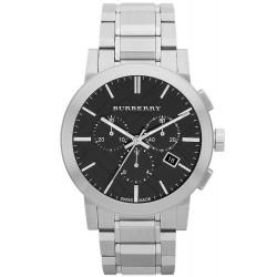Comprar Reloj Hombre Burberry The City Cronógrafo BU9351