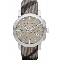 Reloj Hombre Burberry The City Nova Check BU9358 Cronógrafo