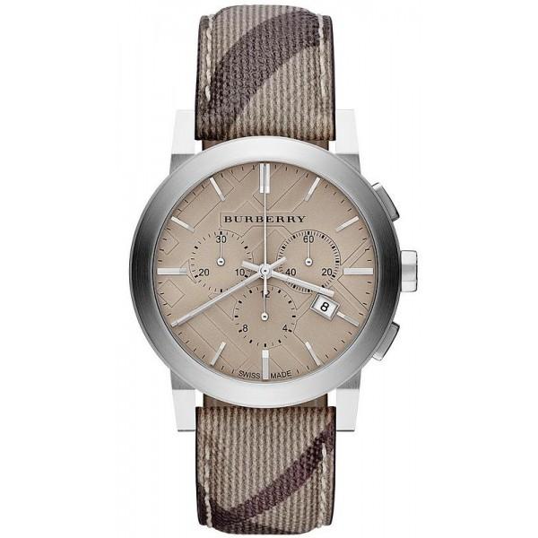 Comprar Reloj Hombre Burberry The City Nova Check BU9361 Cronógrafo