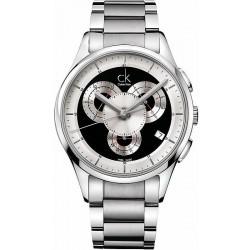 Comprar Reloj Hombre Calvin Klein Basic K2A27104 Cronógrafo
