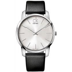 Comprar Reloj Hombre Calvin Klein City K2G211C6