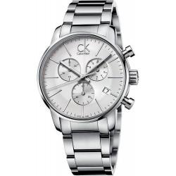 Comprar Reloj Hombre Calvin Klein City K2G27146 Cronógrafo