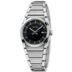 Reloj Mujer Calvin Klein Step K6K33143
