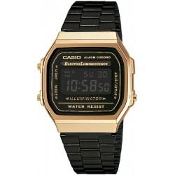 Comprar Reloj Unisex Casio Vintage A168WEGB-1BEF