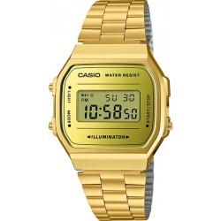 Reloj Unisex Casio Vintage A168WEGM-9EF