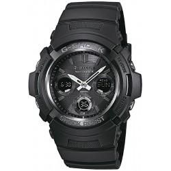 Reloj para Hombre Casio G-Shock AWG-M100B-1AER