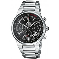 Reloj para Hombre Casio Edifice EF-500D-1AVEF Cronógrafo