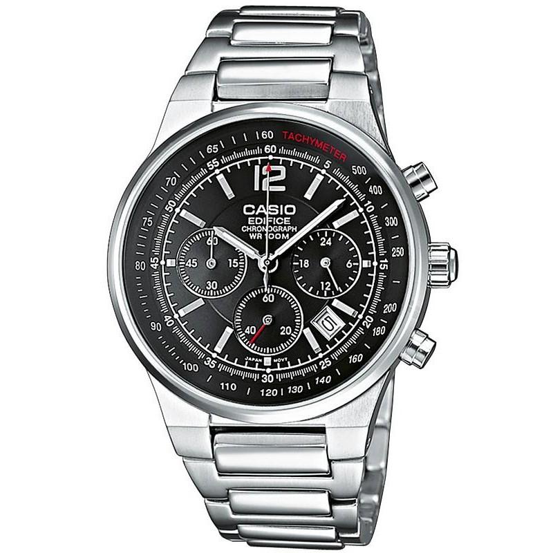 3405b322b114 Reloj para Hombre Casio Edifice EF-500D-1AVEF - Joyería de Moda