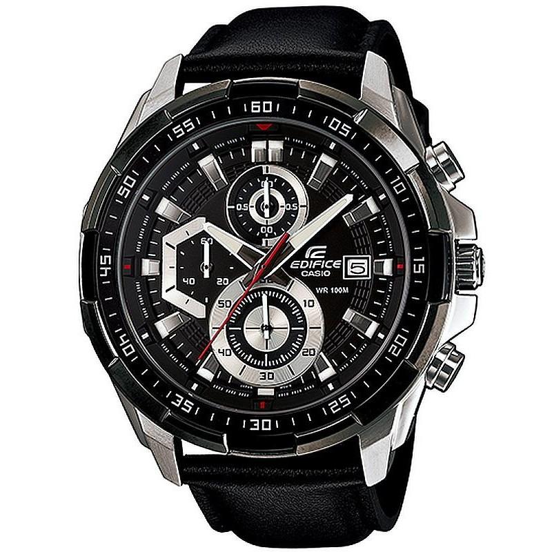 3df66fbbfc02 Reloj para Hombre Casio Edifice EFR-539L-1AVUEF Cronógrafo - Joyería ...