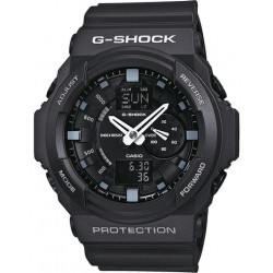 Reloj para Hombre Casio G-Shock GA-150-1AER Multifunción Ana-Digi