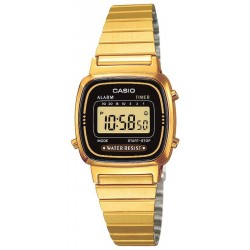 Reloj para Mujer Casio Collection LA670WEGA-1EF