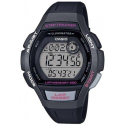 Reloj para Mujer Casio Collection LWS-2000H-1AVEF