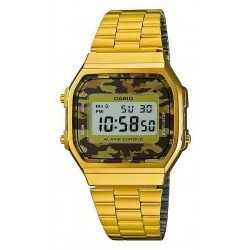 Reloj Unisex Casio Collection A168WEGC-5EF