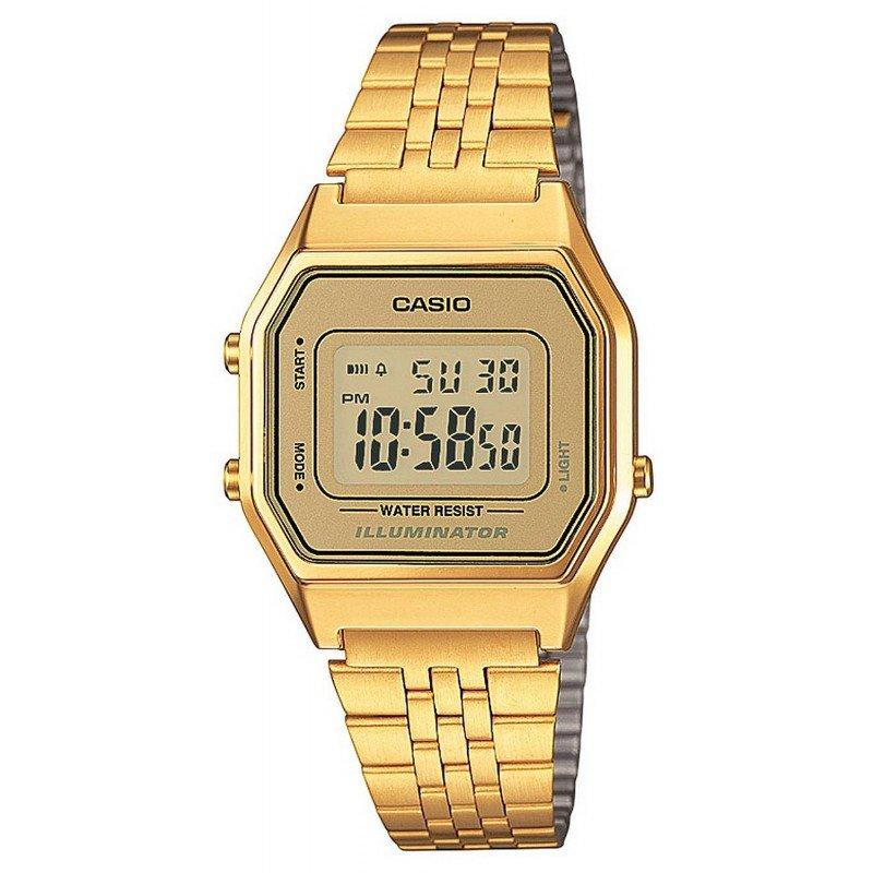 56c140f46743 Reloj para Mujer Casio Collection LA680WEGA-9ER - Joyería de Moda