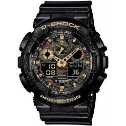 Reloj para Hombre Casio G-Shock GA-100CF-1A9ER Multifunción Ana-Digi