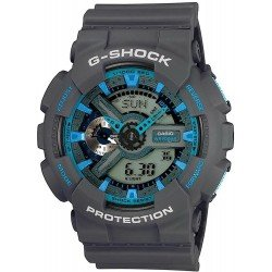Reloj para Hombre Casio G-Shock GA-110TS-8A2ER Multifunción Ana-Digi