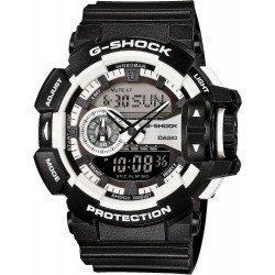 Reloj para Hombre Casio G-Shock GA-400-1AER Multifunción Ana-Digi