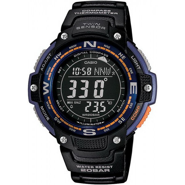 Comprar Reloj para Hombre Casio Collection SGW-100-2BER