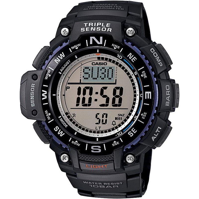 7c8404656fd4 Reloj para Hombre Casio Collection SGW-1000-1AER - Joyería de Moda
