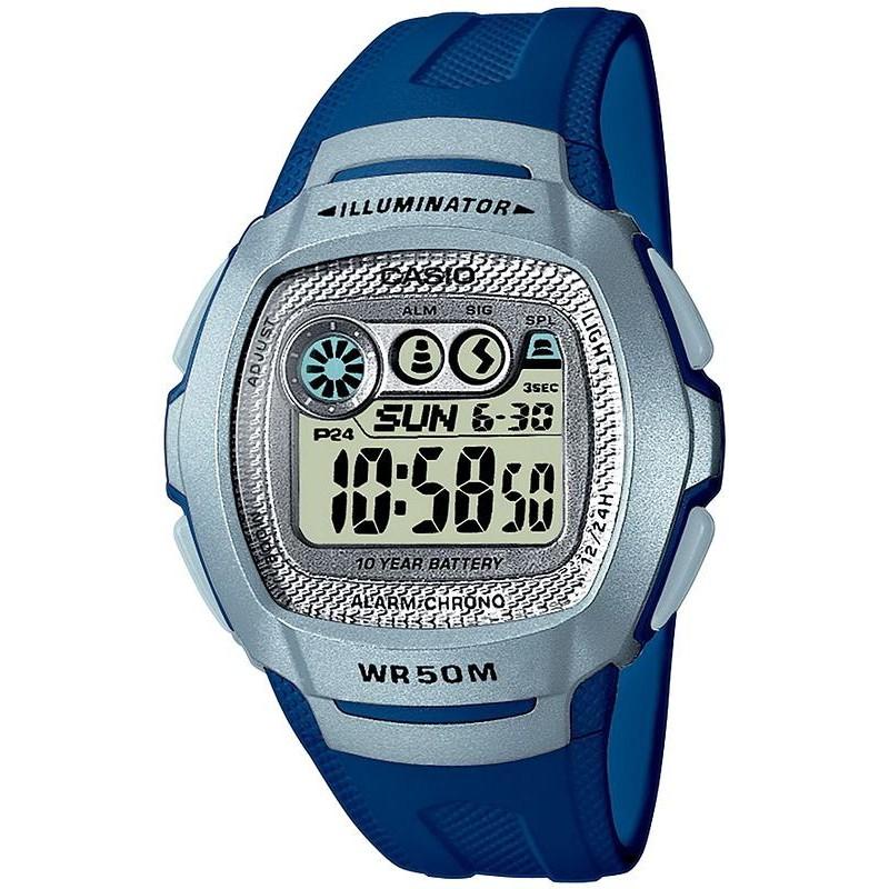 ab289becdab9 Reloj para Hombre Casio Collection W-210-2AVES Multifunción Digital ...