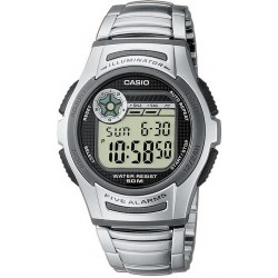 Reloj para Hombre Casio Collection W-213D-1AVES Multifunción Digital
