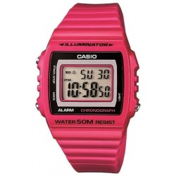 Reloj Unisex Casio Collection W-215H-4AVEF