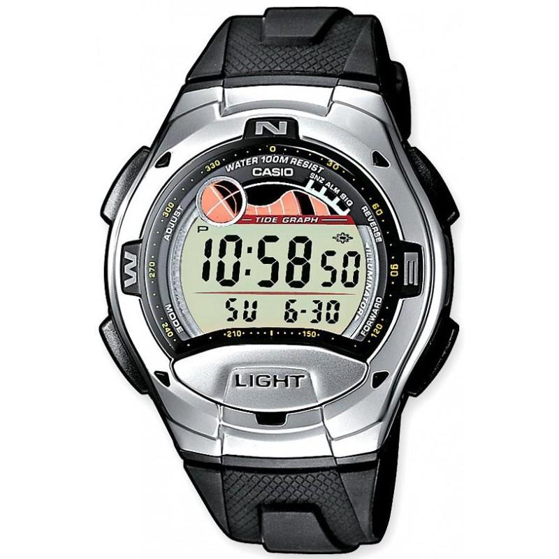 9a52a870530f Reloj para Hombre Casio Collection W-753-1AVES - Joyería de Moda