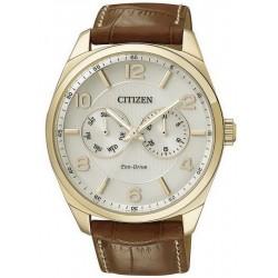 Reloj para Hombre Citizen Metropolitan Eco-Drive AO9024-16A Multifunción