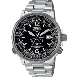 Reloj para Hombre Citizen Pilot Radiocontrolado Eco-Drive AS2020-53E